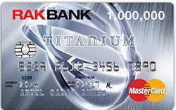 RAKBANK - Titanium Credit Card