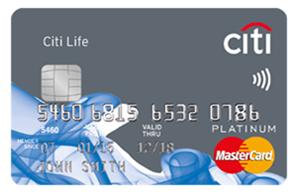 Citibank - Citi Life Platinum